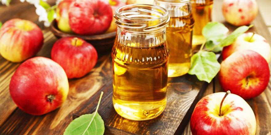 Günde sadece bir yemek kaşığı elma sirkesi vücudu değiştiriyor