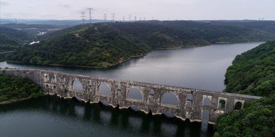 İstanbul'da barajların doluluk oranı yüzde 57,85'e geriledi