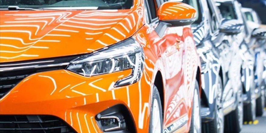 Türkiye'nin otomotiv pazarı payı yüzde 30,4 arttı