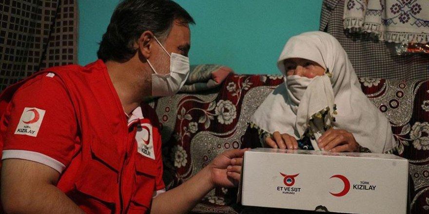 Türk Kızılay yurt dışında 16 noktada kurban kesimi yapıyor