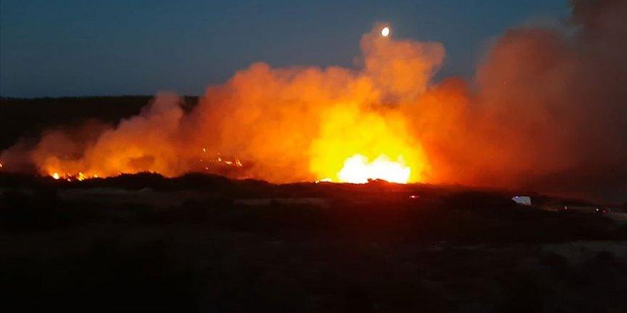 Rusya'da şiddetli yangın çıktı