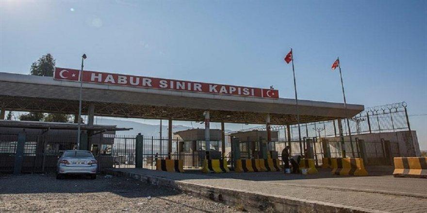 Habur Sınır Kapısı Kovid-19 sebebiyle tekrardan kapatıldı