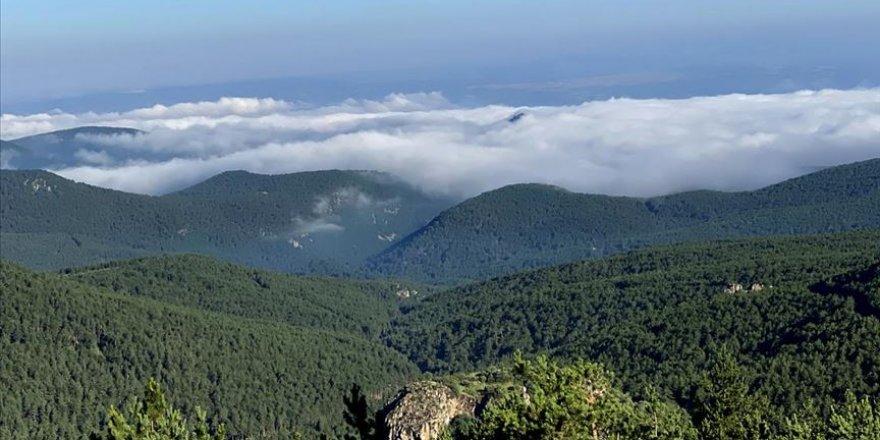 Tarihi ve doğal güzellikleriyle Türkmen Dağı ekoturizme kazandırılacak