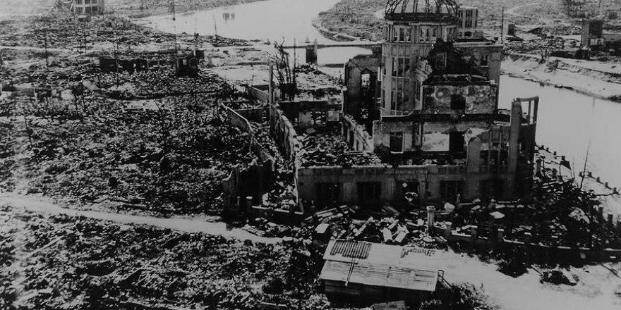 Hiroşima ve Nagazaki'ye atom bombası atılmasının üzerinden 75 yıl geçti