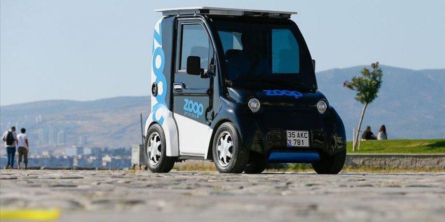 Elektrikli mini araç tüketicilerin kullanımına sunulacak