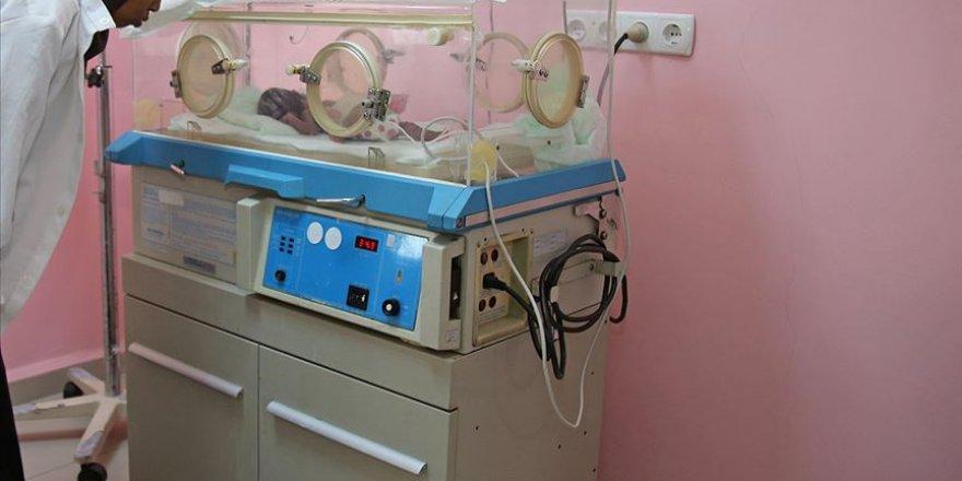 Somali'de beşiz bebek dünyaya geldi
