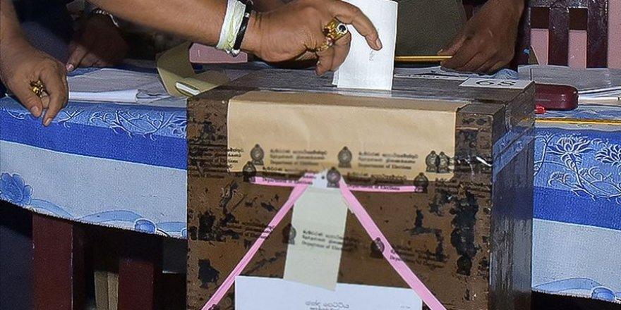 Sri Lanka'da genel seçim düzenleniyor