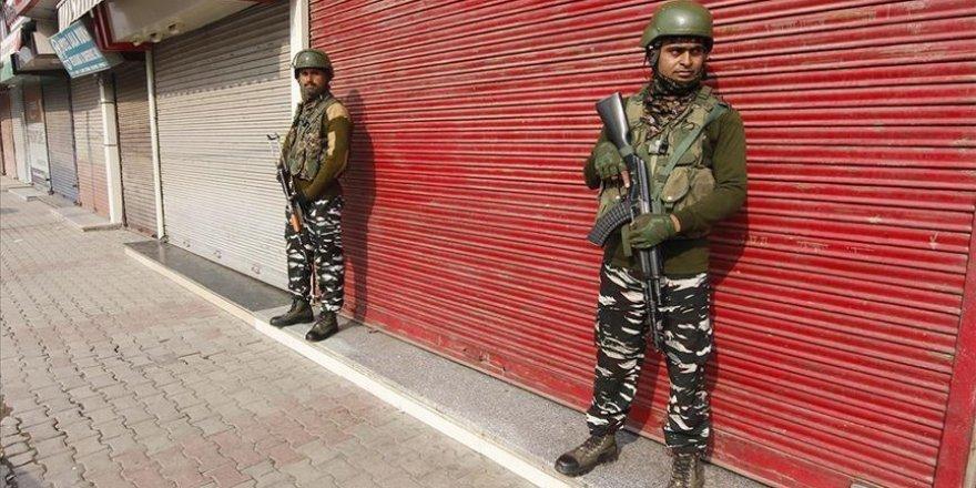 Keşmir'de bir Müslüman çatışmalarda şehid oldu