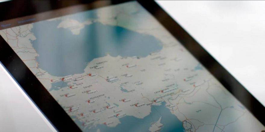 Yerli takip teknolojileri birçok sektöre hizmet veriyor