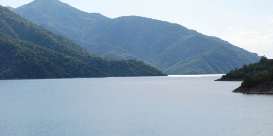 Samsun'da barajların doluluk oranı yüzde 2 geriledi
