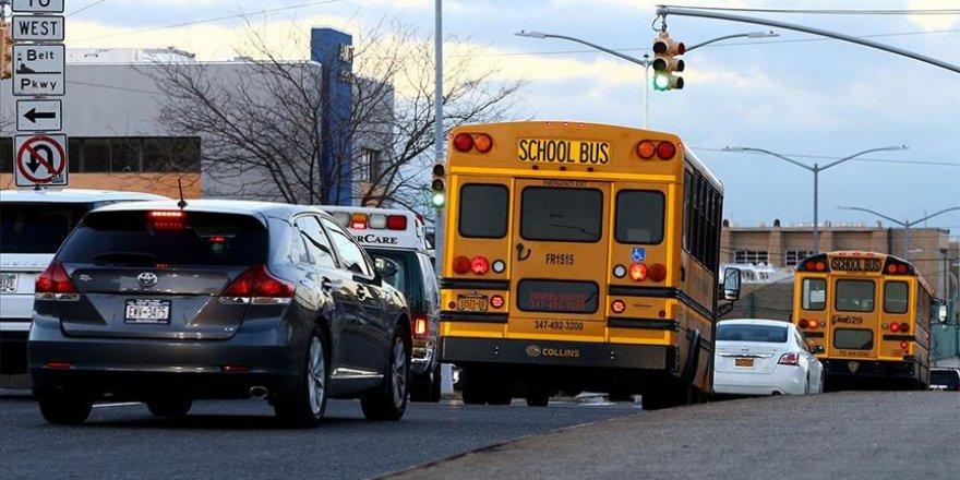 ABD'de Kovid-19 şüphesiyle aynı okul bölgesindeki 800 çocuk karantinaya alındı