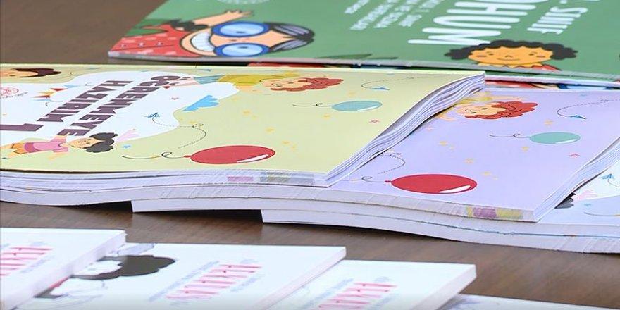 MEB'den ilkokul öğrencilerine yeni kitap setleri hazırladı