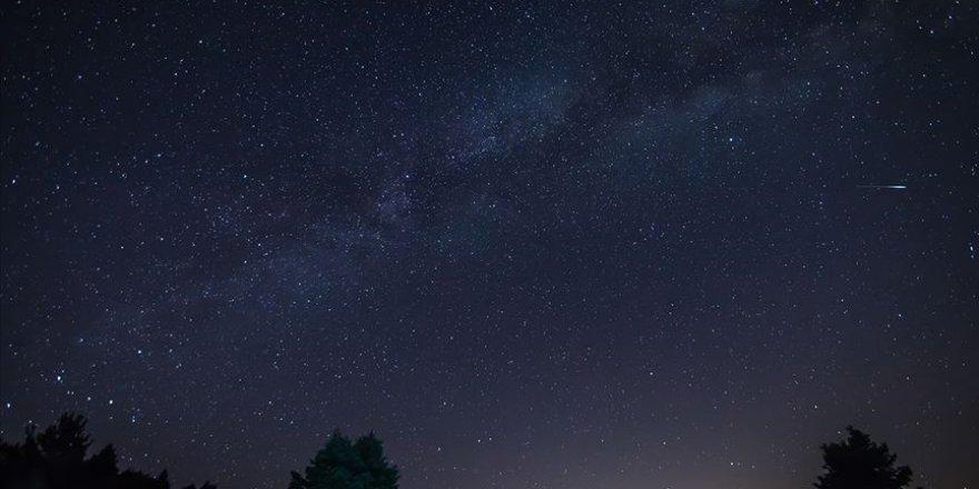 Erciyes'ten meteor yağmuru izlenebilecek