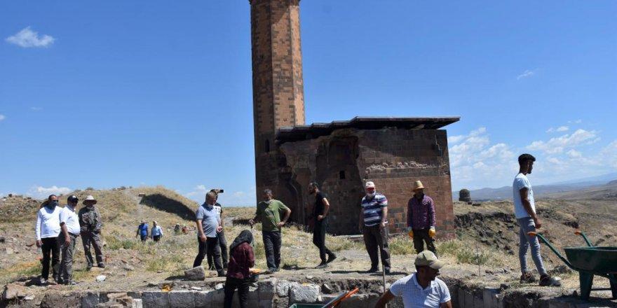Anadolu'daki ilk Türk camisi ibadete açılmak için restore ediliyor