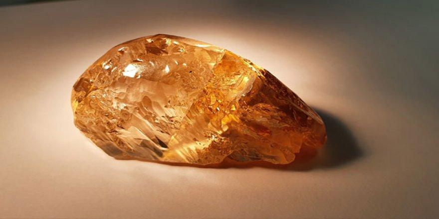 Rusya'da 236 karatlık elmas bulundu