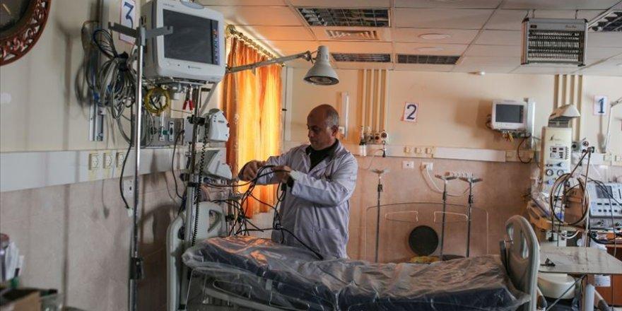 Gazze'de sağlık sistemi çökebilir