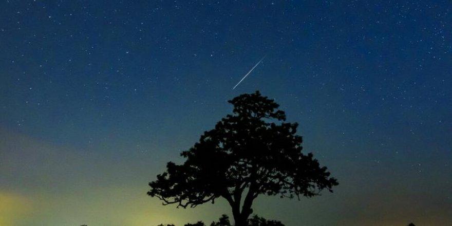 Yılın en görkemli meteor yağmuru başladı