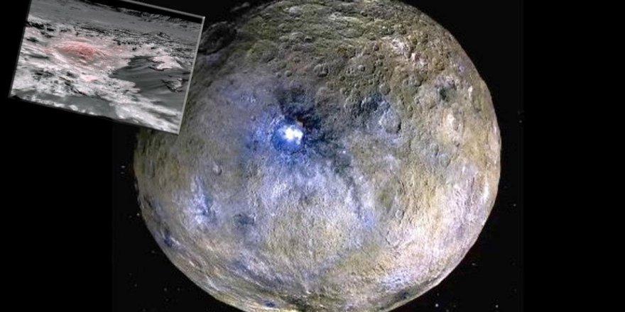 Cüce gezegen Ceres'te okyanus keşfedildi