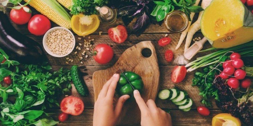 Bitkisel bazlı beslenme trendi yükselişte