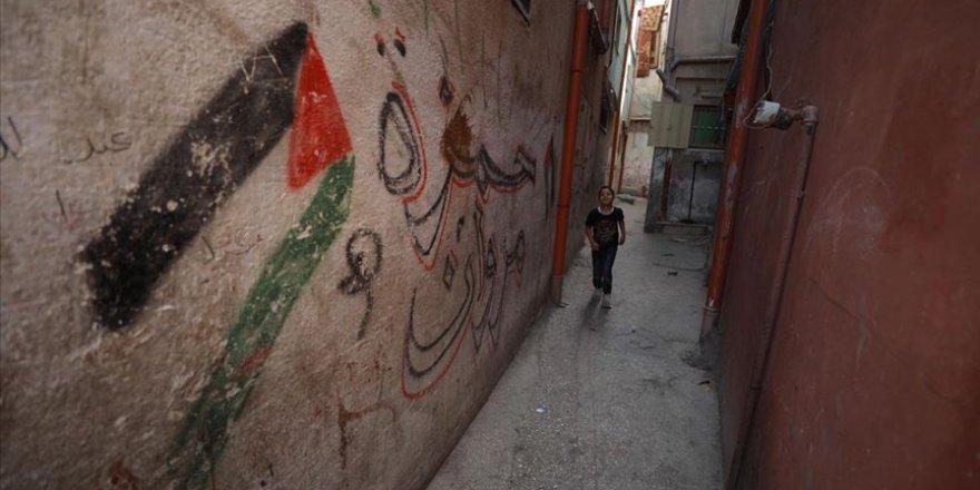 Kamplarındaki Filistinlilerin durumu endişe verici