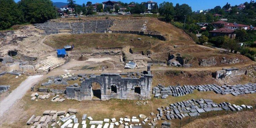 Prusias ad Hypium Antik Kenti gün yüzüne çıkıyor