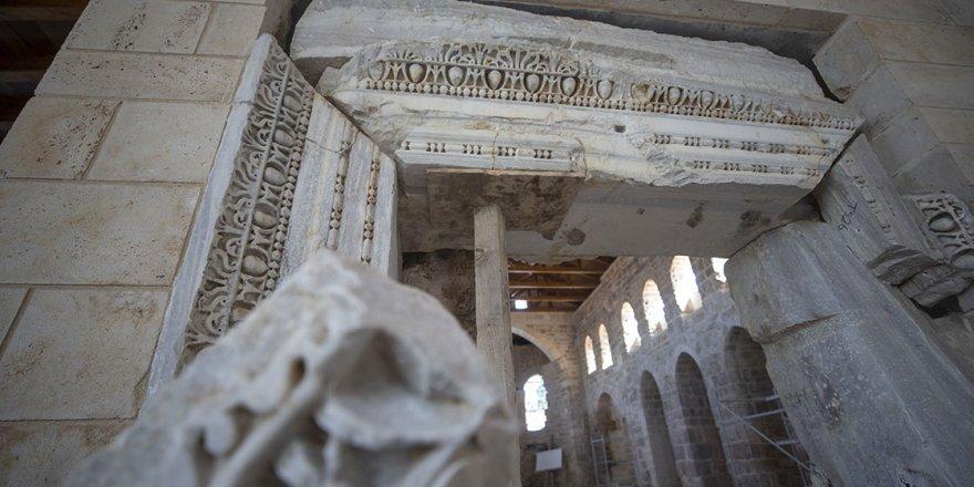 Tarihi Şehzade Korkut Camisi ibadete açılmaya hazırlanıyor