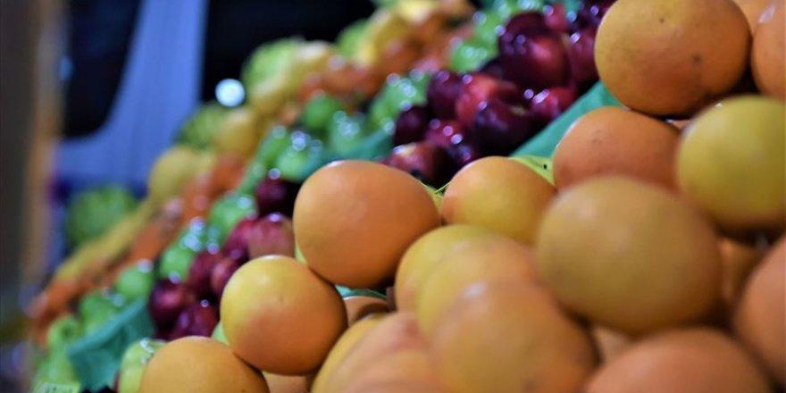Doğu Akdeniz'den yaş meyve sebze ihracatına damga