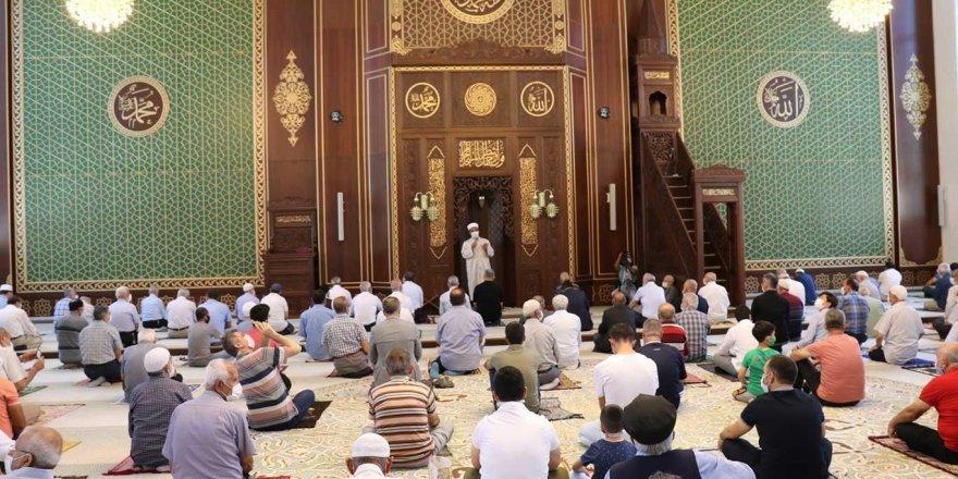 Malatya'nın en büyük caminin dualarla açılışı yapıldı