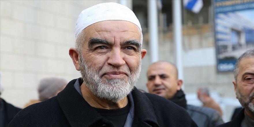 Aylardır tek kişilik hücrede tutulan Şeyh Raid Salah'ın tecrit şartları ağırlaştırılıyor