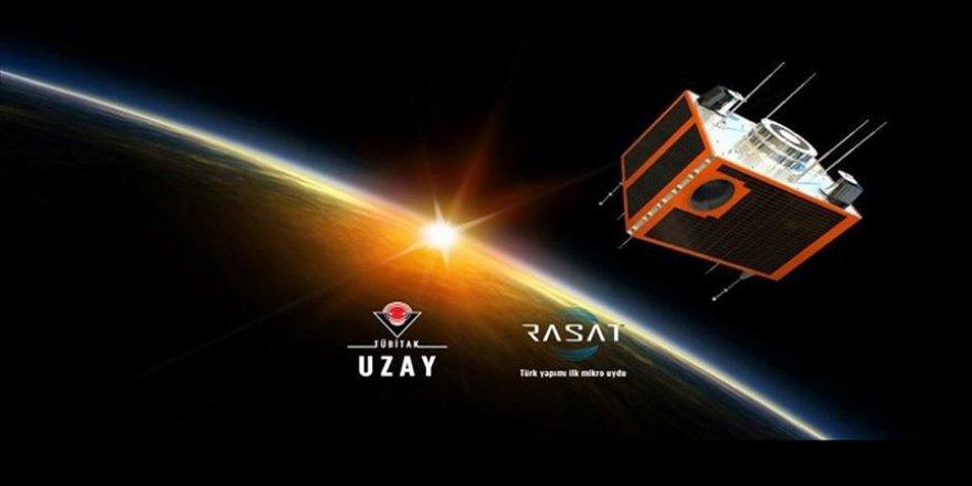 Türkiye'nin ilk yerli yer gözlem uydusu RASAT 9 yıldır uzayda