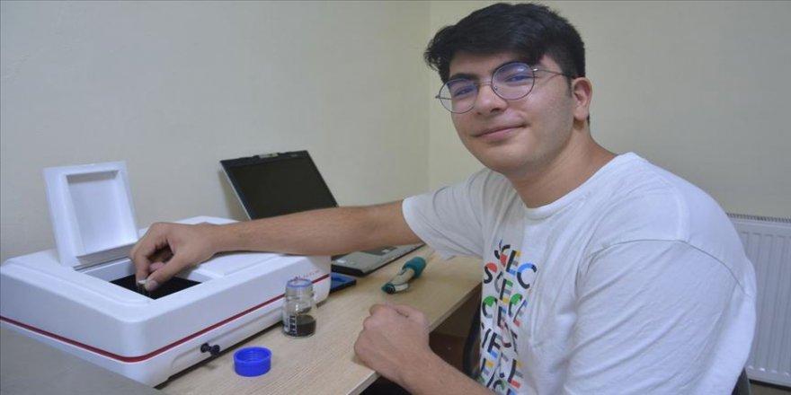Uluslararası firmalar, Malatyalı lise öğrencisi Feridun'un projesinin peşinde
