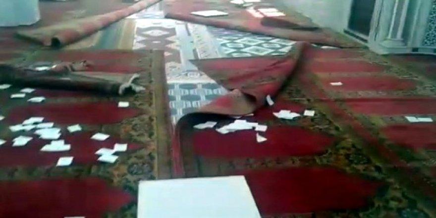 Esad'a bağlı milisler camiye saldırdı