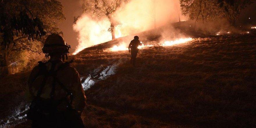 İspanya'da orman yangınları 10 bin hektar ormanı yok etti