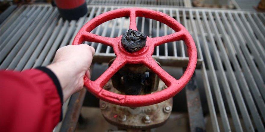 Doğal gaz ithalatı kasımda yüzde 32,1 artışla 5,1 milyar metreküp oldu
