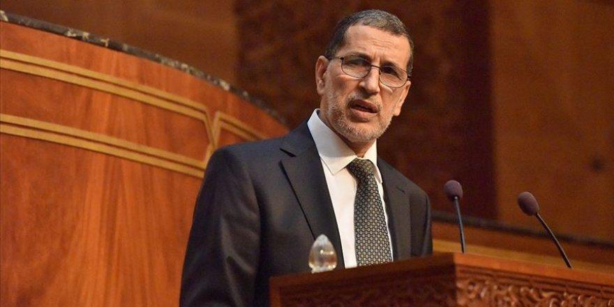 Fas Başbakanı İşgalci İsrail'in aldığı tek taraflı tüm kararları reddediyoruz