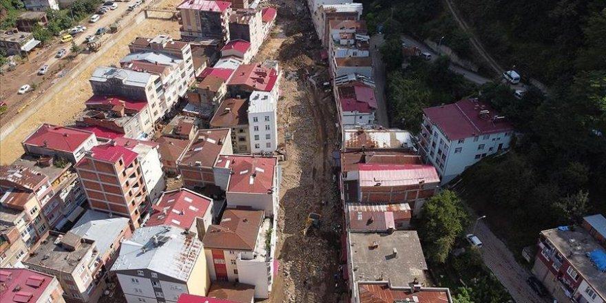 Giresun'da 2 bin 600 civarında abonenin elektriği kesildi