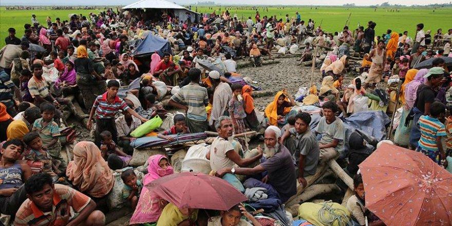 AB'den Arakanlı Müslüman mültecilere 96 milyon avro destek