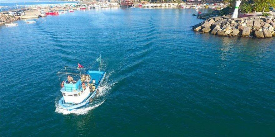 Balıkçılara 13,7 milyon lira destek ödemesini bugün yapacağız