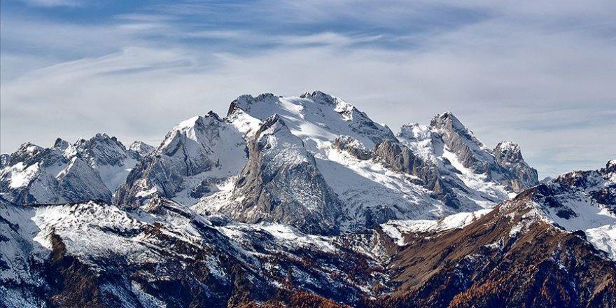 İtalyan Alpleri'ndeki Marmolada buz kütlesi 15 yıl içinde yok olabilir