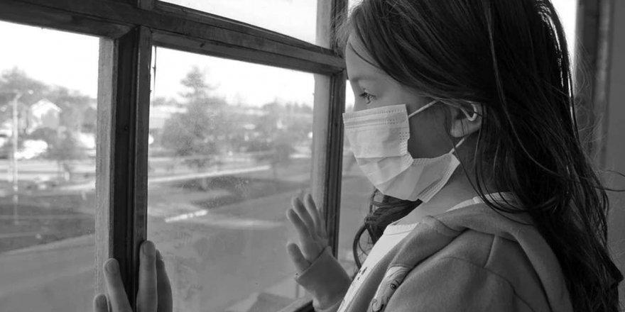 Koronavirüs süreci çocuklarda kaygıyı artırdı