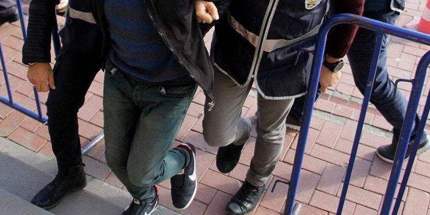 Hazreti Muhammed'e yönelik hakaret içerikli paylaşımlarda bulunduğu öne sürülen zanlı yakalandı