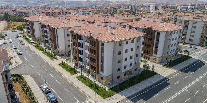 TOKİ dev yatırımla Elazığ'daki depremzedeler için konut inşa ediyor