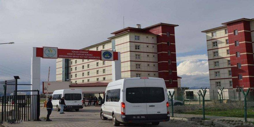 Yurt ve pansiyonlarda 2 bin 157 kişi izolasyon altında tutuluyor