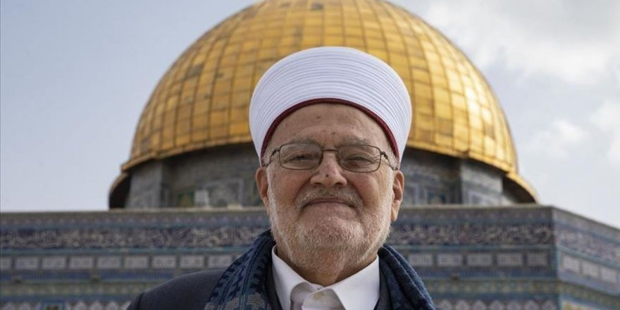 Mescid-i Aksa Hatibi'nden 'İsrail ulusal marşının çalınması haramdır' fetvası