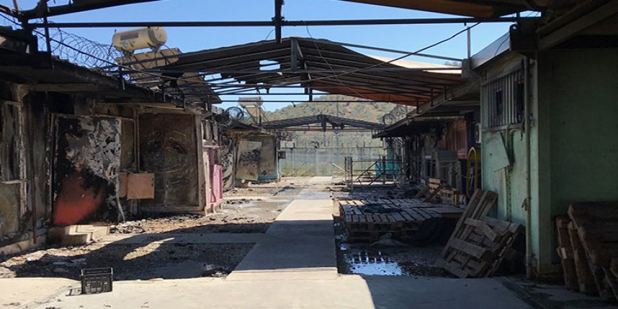 Yunanistan, sığınmacıların kötü yaşam koşullarının görüntülenmesini engelliyor