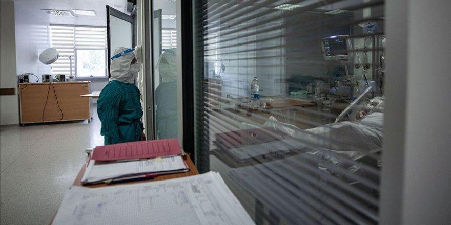 Türkiye'de son 24 saatte 2013 kişiye Kovid-19 tanısı konuldu