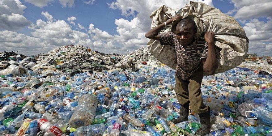10 dev plastik kullanıcısı firma çevrenin temizlenmesini engelliyor