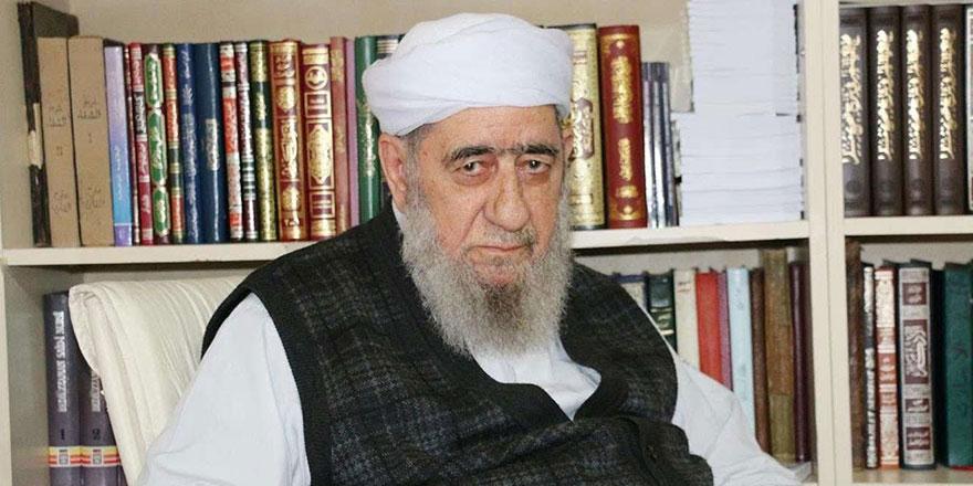 Molla Sabri Yazar hoca vefat etti