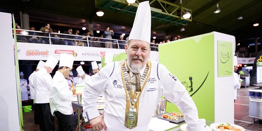 Dünya Aşçılar Birliği Başkanı: Herkes doktora gitmemek için sağlıklı yiyeceklere odaklandı