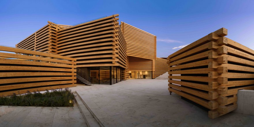 Odunpazarı Modern Müze'ye İngiltere'den 'Yılın Uluslararası Projesi Ödülü'